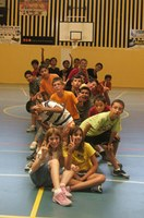 Casals esportius estiu 2009