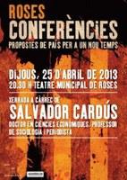Conferència Salvador Cardús