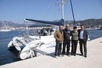 Conveni Port Esportiu de Roses- Projecte NINAM