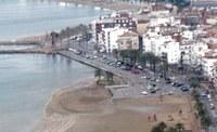 Efectes temporals platja Punta