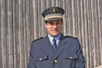 El nou inspector en cap de la Policia Local, Eduard Campà