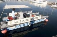 Embarcació neteja