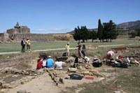 Excavacions arqueològiques juliol