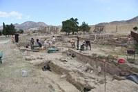 Excavacions barri hel·lenístic