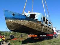 Extracció embarcació