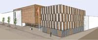 Façana futur centre cívic