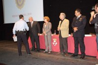 Festa Patronal de la Policia Local. 2009.