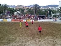 Futbol platja 2010