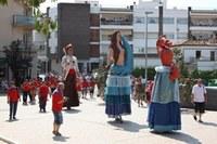 Gegants Festa Major