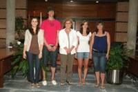 III Edició dels Premis al Treball de Recerca de Batxillerat curs 2007/2008.