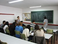 Inici classes Escola d'Adults