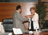 Investidura com a alcaldessa