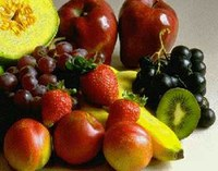 Jo també menjo fruita