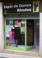 La seu de l'Espai de Dones Rhodes