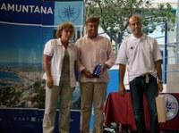 Lliurament de Trofeus de la XV Edició de la Ruta de la Tramuntana de Vela dia 5 de juliol de 2008