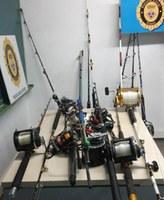 Material pesca recuperat