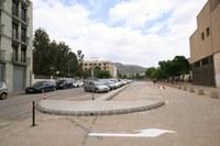 Nou aparcament Riera