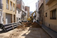 Obres carrer Nou