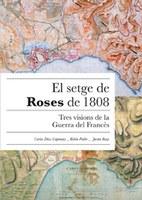 Portada llibre Setge de Roses