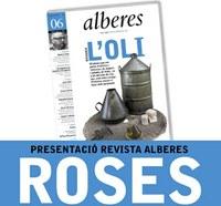 Presentació Alberes a Roses