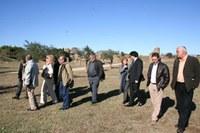 Presentació alcaldes projecte