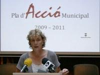 Presentació alcaldessa