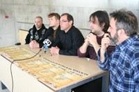 Presentació entitats Febrerock'09