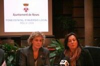 Presentació Fons: Magda Casamitjana, Montse Palma