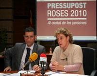 Presentació Pressupost 2010