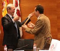 Proclamació alcalde Carles Pàramo