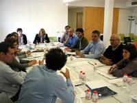 Reunió comissió destinacions turístiques