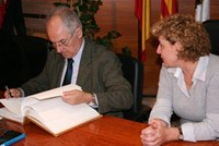 Reunió Síndic i Alcaldessa