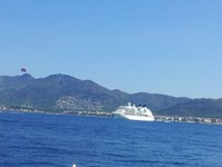 Seabourn Quest a Roses