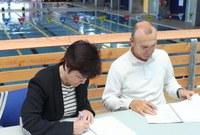 Signatura acord Piscina- CTR