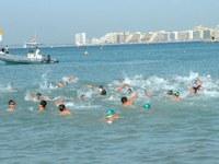 Travessia natació