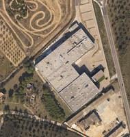 Una imatge aèria de les instal.lacions
