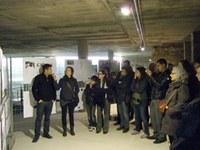 Visita arquitectes COAC