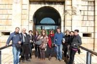 Visita professors ICOM Ciutadella
