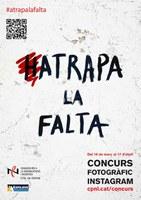 """""""Atrapa la falta"""", un divertit concurs per conscienciar els joves sobre la importància de la llengua"""