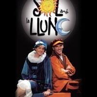 """""""El sol amb la lluna"""", proposta de teatre infantil d'Optimist per al mes de maig"""