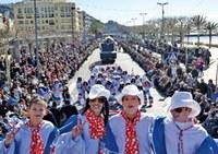 3.500 persones desfilaran al Carnaval de Roses