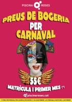 A la Piscina de Roses, preus de bogeria per Carnaval