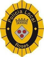 Actuació policial a Roses