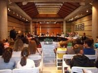 """Alumnes del Centre Escolar Empordà participen en el programa d'educació emprenedora """"Roses ets tu"""""""