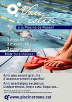 Campanya promocional d'estiu a la piscina de Roses