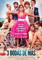 "Cine Ciutadella finalitza el cicle 2014 amb la projecció de ""Tres bodas de más"""