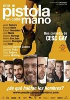 """Cine Ciutadella projecta el guardonat film de Cesc Gay, """"Una pistola en cada mano"""""""