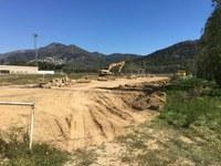 Comencen les obres per a la construcció de l'escola Montserrat Vayreda de Roses