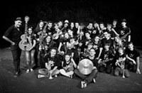 Concert benèfic de Nadal al Teatre Municipal de Roses amb la Sant Andreu Jazz Band