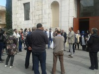 Difusió de la història local a través de l'església de Santa Maria de Roses